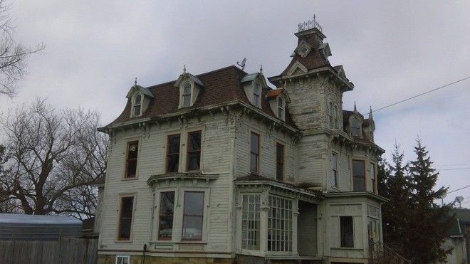 MICHIGAN: Bruce Mansion