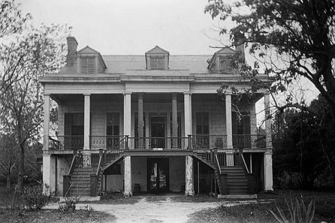 MISSISSIPPI: The Longfellow House