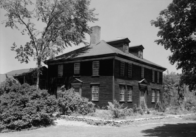 NEW HAMPSHIRE: Ocean-Born Mary House