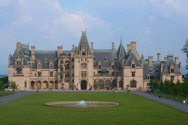 NORTH CAROLINA: Biltmore Estate