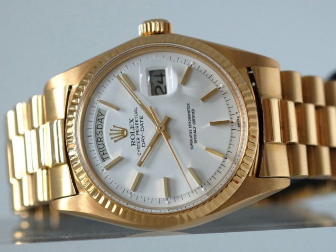 Rolex Day Date President - $34,050