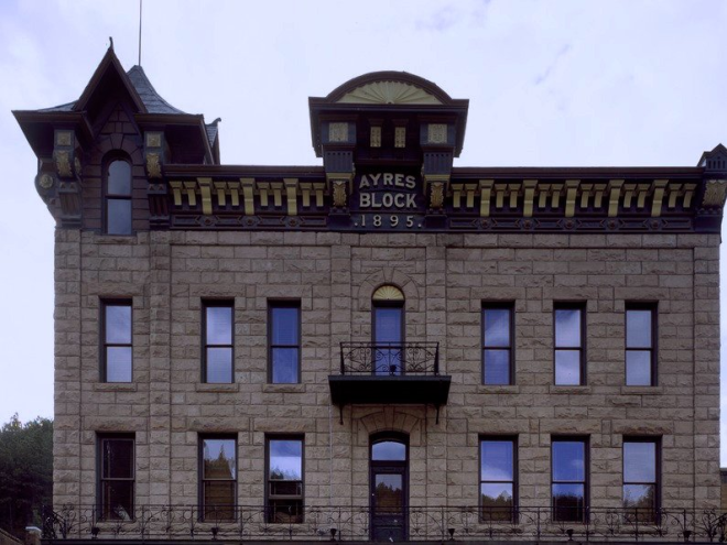 SOUTH DAKOTA: Bullock Hotel