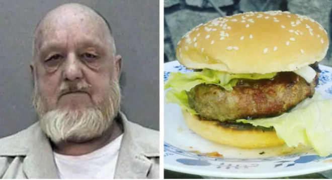 He ran a food stand and seemed like a nice enough dudeuntil it was revealed that hed mix the flesh of his victims with animal meat and sell it as burgers to customers He said If you mix them together no one can tell the difference WHATdog6lover