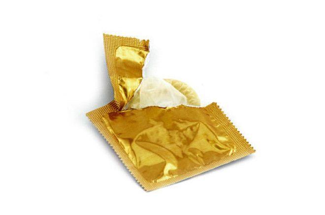 Rockbitch golden condom impossible