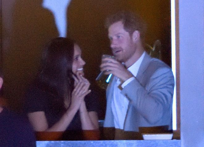 16 Times Prince Harry And Meghan Markle Were The Absolute Cutest