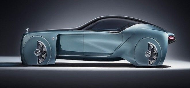 The Rolls-Royce Vision 100