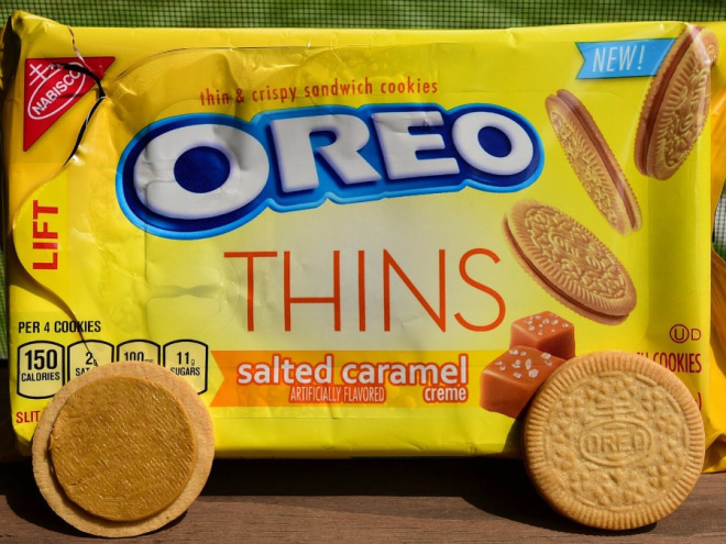 """Thin"" cookies"