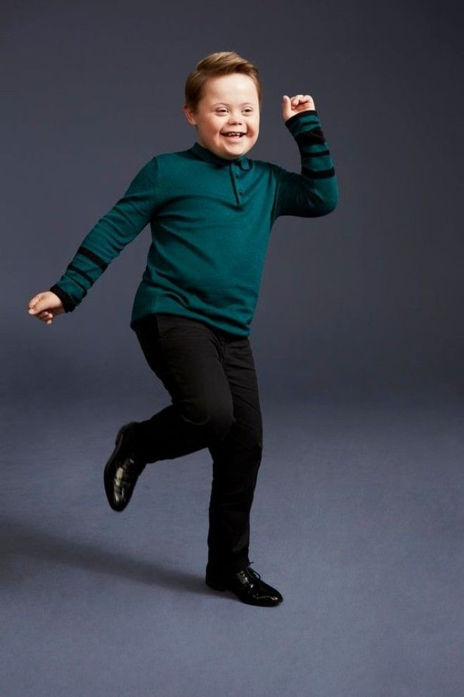 Young Boy With Downs Syndrome Becomes River Islands Newest Model THP CHP 201017Grimsby 2948JPG 1