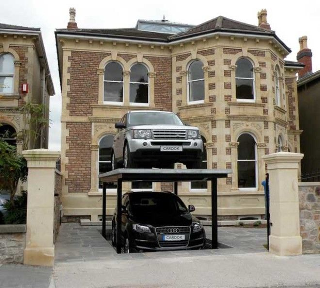 Underground Home Parking Solutions 2