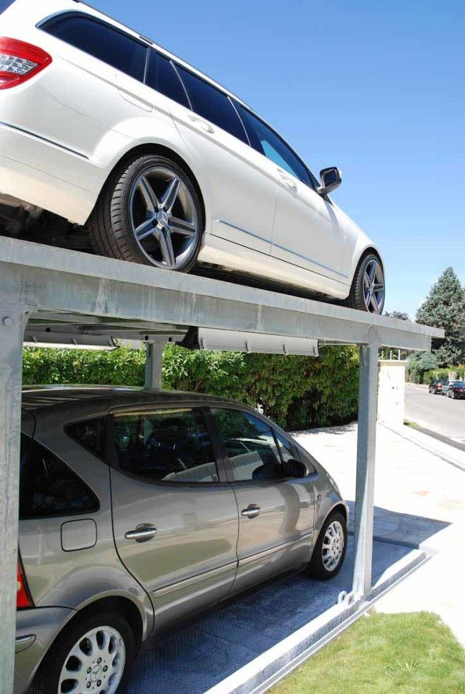 Underground Home Parking Solutions 4