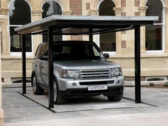 Underground Home Parking Solutions 5