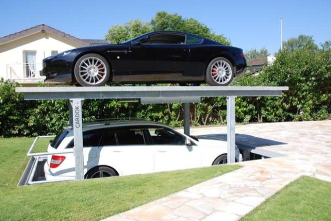 Underground Home Parking Solutions 6