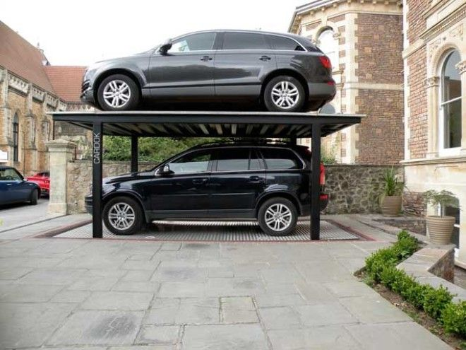 Underground Home Parking Solutions 8