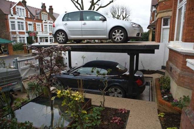 Underground Home Parking Solutions 9