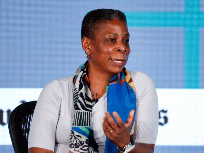 Xerox Chairwoman Ursula Burns started out as an intern, but worked her way up at Xerox throughout her 20s.