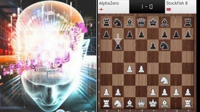 Robot Teaches Itself Chess in Just 4 Hours Then Beats A Grandmaster