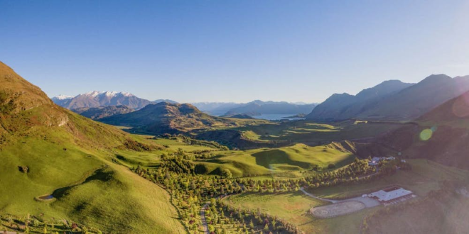 Top 5 Unknown Luxury Vacations In New Zealand