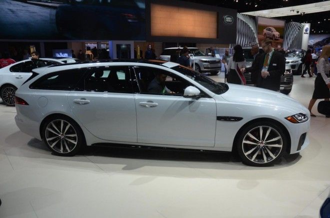 Jaguar has its stylish XF Sportbrake wagon and...