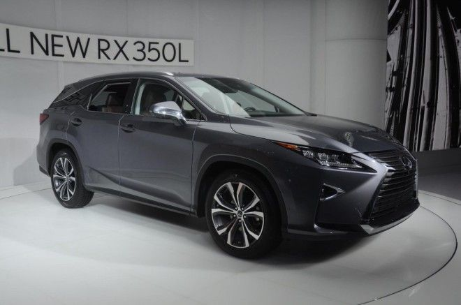 Meanwhile, Lexus introduced an extended-wheelbase version of its segment-leading RX luxury SUV.