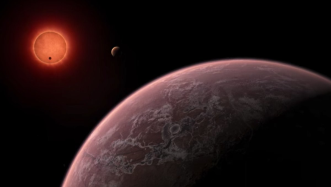 NASA found seven new planets that might be habitable to alien life