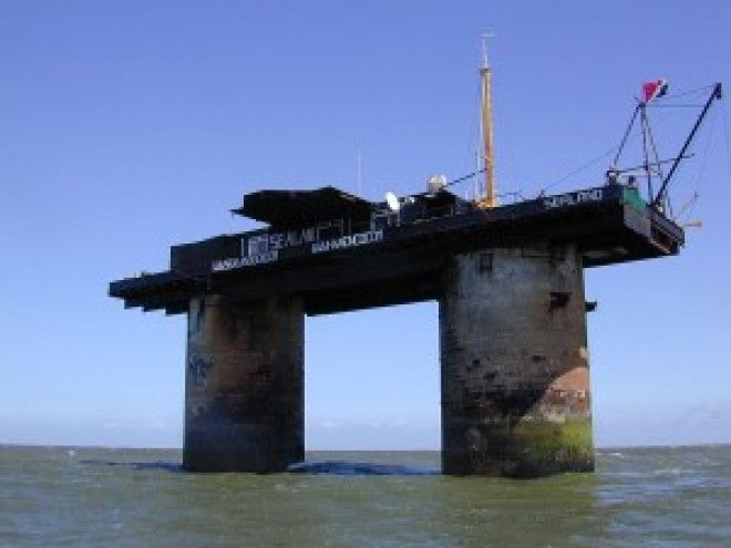 10 Facts You Definitely Didn't Know About Sealand, the World's Tiniest Country
