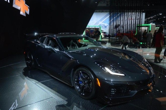 The LA Auto Show has always been a consumer-centric affair, meaning cars within consumers' reach take center stage. Leading the way is the newly unveiled Chevrolet Corvette ZR1.