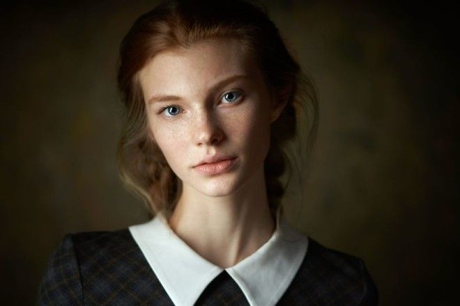 Dasha By Alexander Vinogradov 3rd In Fascinating Faces And Characters Category