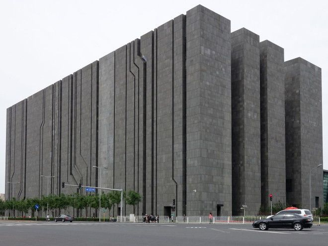 The 15 Most EvilLooking Buildings Around the World