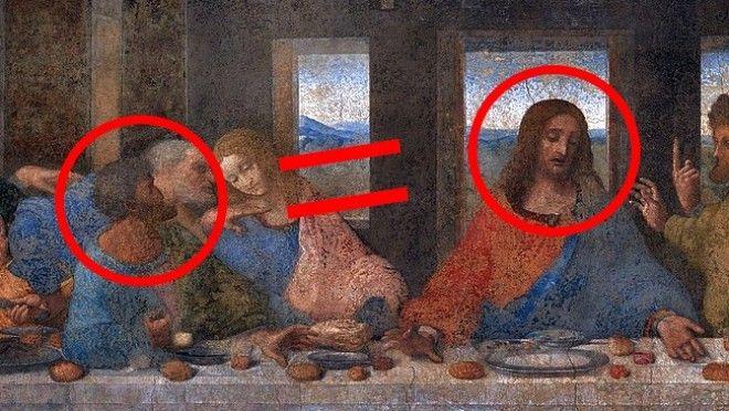 5 Mysteries of Leonardo da Vinci's Famous Paintings Da Vinci Paintings Secrets