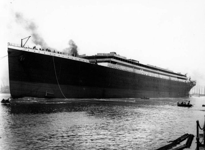 20 Neverseenbefore pictures of the Titanic and its passengers