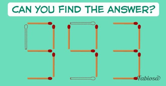 5 Tough Puzzles to Test Your Logic