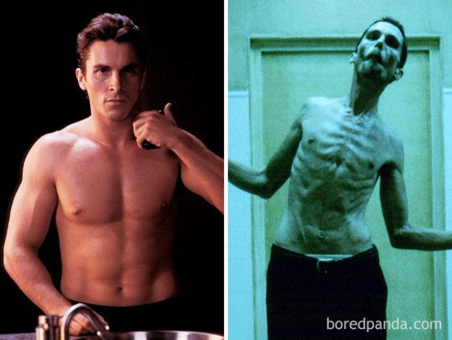 Christian Bale The Machinist