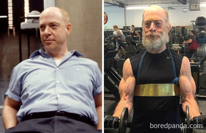 JK Simmons Justice League