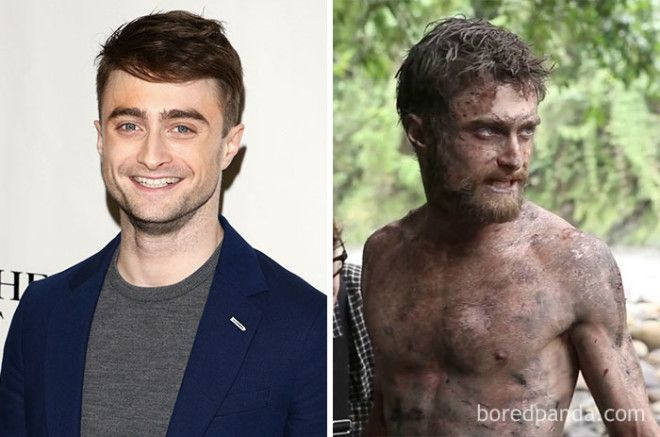 Daniel Radcliffe Jungle
