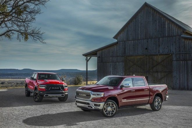 Fiat Chrysler Automobiles unveiled its new Ram 1500s setting the stage for a FordChevyRam pickup battle