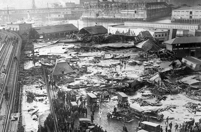 Great Molasses Flood
