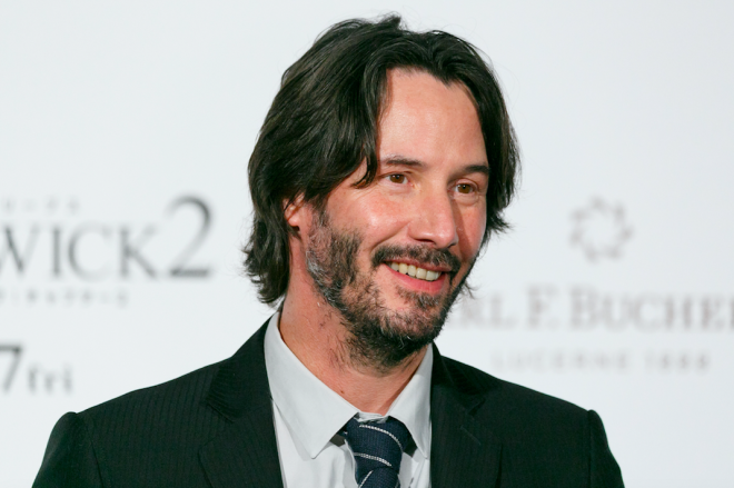 Keanu Reeves Runs Secret Cancer Foundation To Fund Childrens Hospitals Screen Shot 2018 01 17 at 19.13.57