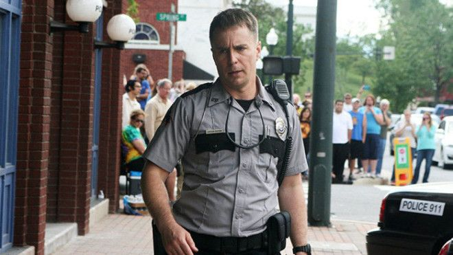 Winner: Sam Rockwell, Three Billboards Outside Ebbing, MissouriSteve Carell, Battle of the SexesWillem Dafoe, The Florida ProjectWoody Harrelson, Three Billboards Outside Ebbing, MissouriRichard Jenkins, The Shape of Water