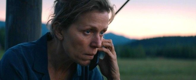 Winner: Frances McDormand, Three Billboards Outside Ebbing, MissouriJudi Dench, Victoria & AbdulSally Hawkins, The Shape of WaterMargot Robbie, I, TonyaSaoirse Ronan, Lady Bird