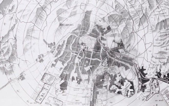 The Atomic Bomb Maps