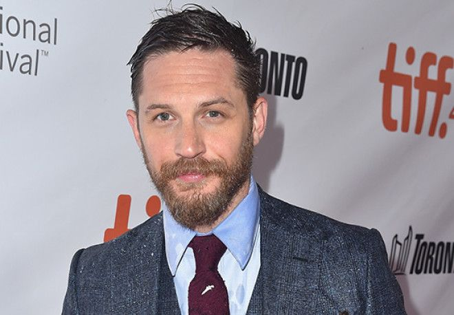 Tom Hardy Finally Gets Leonardo DiCaprio Tattoo After Losing Bet TomHardy web