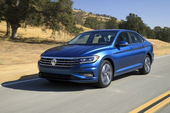 VW brought a new Jetta although whether a revamped sedan is what the carmaker needs in SUVmad America is an open question
