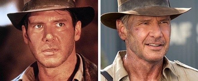 How Characters of Our Favorite Film Franchises Look From the Begin to End