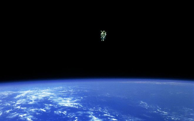 In 1984, Bruce McCandless II ventured further away from the confines and safety of his ship than any previous astronaut had ever been. McCandless