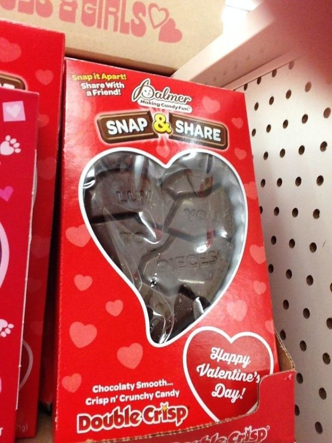 Is This Really The Best Design For Valentines Gift