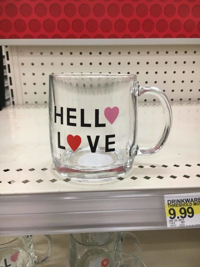 Theyre Rolling Out The Valentines Day Stuff Early At Target But I Dont Think They Really Thought This One Through
