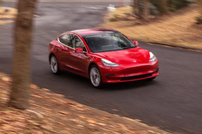 The Model 3 is Tesla's long-awaited, all-electric vehicle for the masses. It's smaller than the Model S, its big-brother sedan.