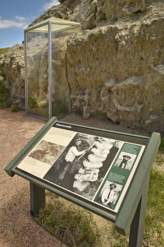 Agate Fossil Beds National Monument in Nebraska