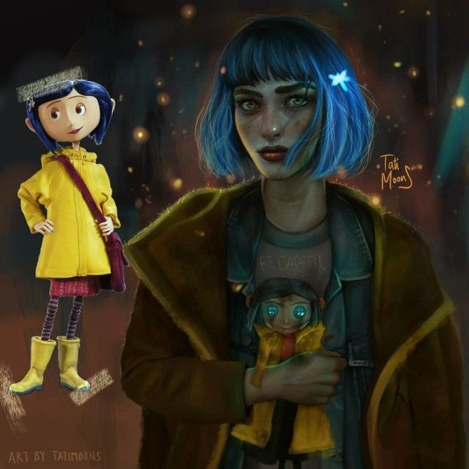 Coraline From Coraline