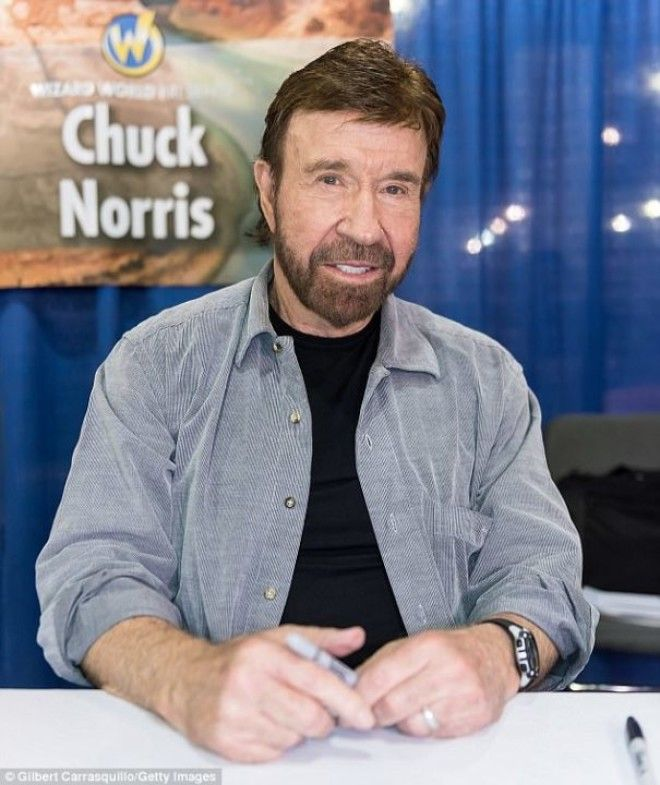 Chuck Norris owed money by CBS